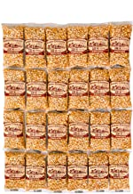 product image for Amish Country Popcorn | 24 (4oz Bags) Baby Yellow Popcorn | Old Fashioned with Recipe Guide