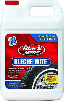 Black Magic Bleche-Wite Tire Cleaner 1 Gallon