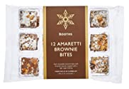 Booths Amaretti Brownie Bites, 12 Pack