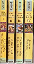 Song of the Lioness 4-Volume Hardcover Set (The First Adventure / In the Hand of the Goddess / The Woman Who Rides Like a Man / Lioness Rampant) (A Children's Book-of-the Month Club Featured Selection)