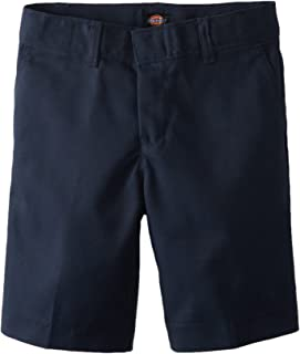 Dickies Little Boys' Flex Waist Flat Front Short