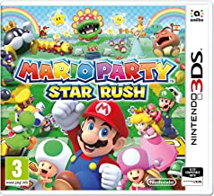 Mario Party: Star Rush 3Ds- Nintendo 3Ds