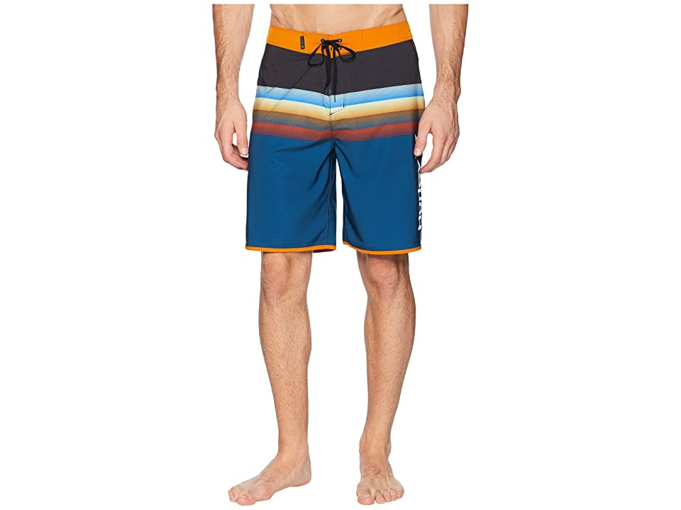 Hurley Phantom Chill 20 Stretch Boardshorts (Blue Force) Men
