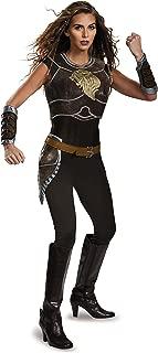 Disguise Women's Warcraft Garona Deluxe Costume