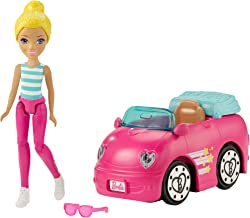 Barbie Mini Vehicle 1 Doll