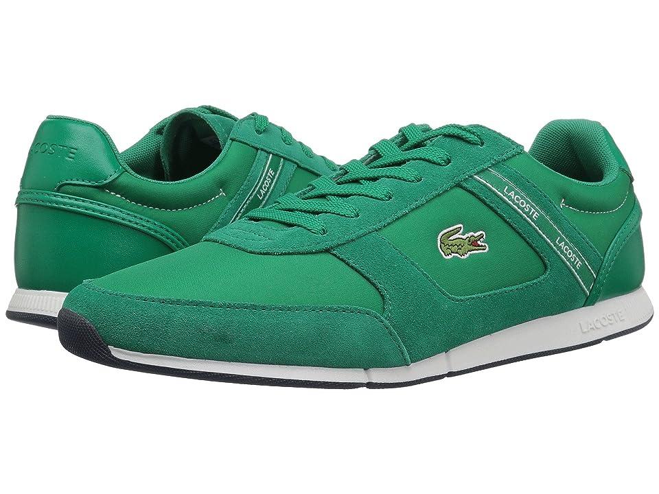 Lacoste Menerva Sport 318 1 (Green/Navy) Men