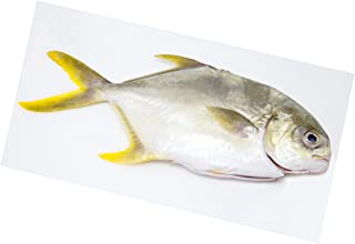 Serve Golden Pomfret by Hai Sia Seafood, 450g - Chilled