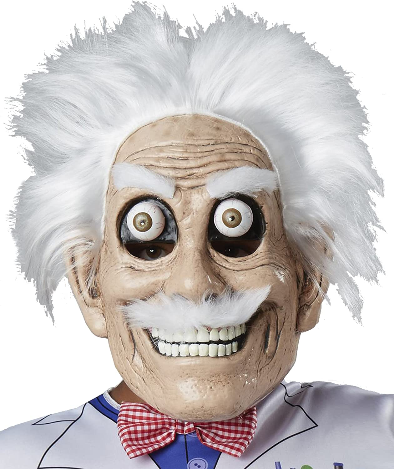 Morris Costumes Direct sale of manufacturer Washington Mall - Mad Eyes Scientist Mask Googly