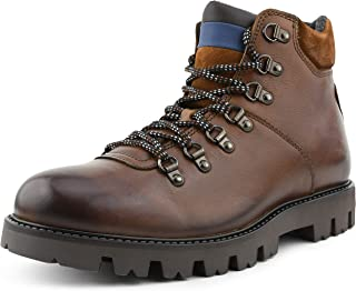 Asher Green AG6087 - Mens Work Boots, Casual Boots for Men, Mens Fashion Boots - Genuine Leather, Rugged, Wool Lined - Handcrafted in Portugal