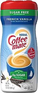 Coffee Mate French Vanilla, Sugar-Free Powdered Coffee Creamer, 10.2-Ounce Unit