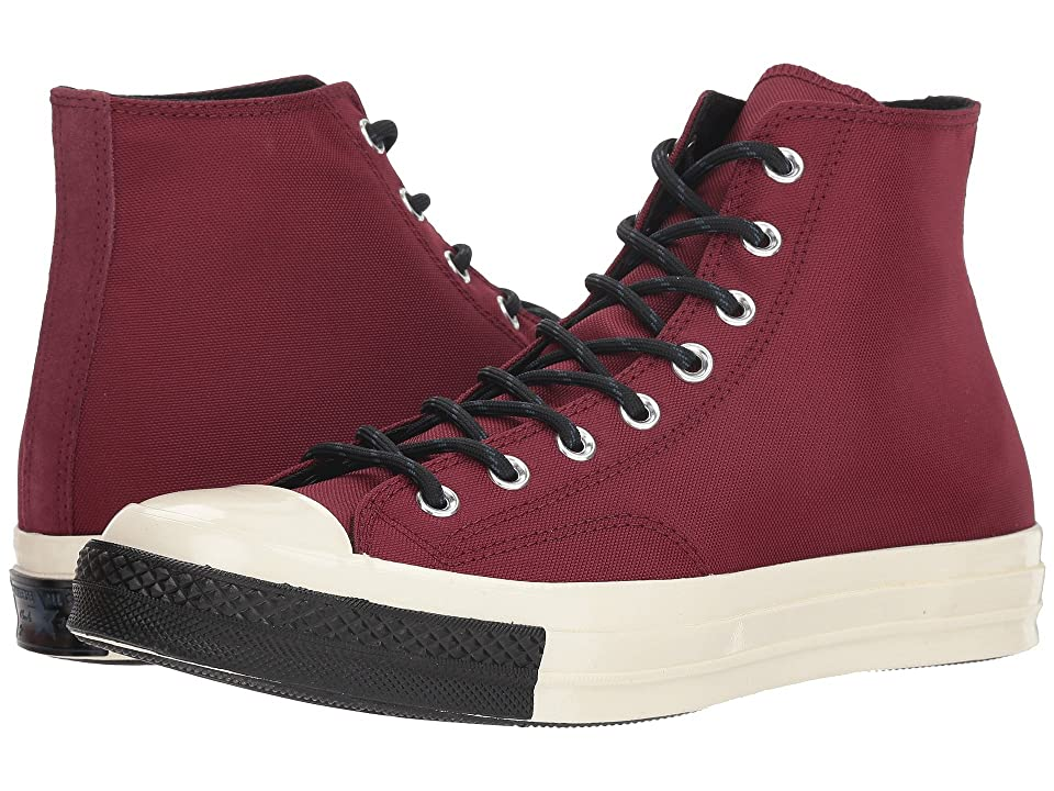 Converse Chuck 70 - Trek Tech Hi (Dark Burgundy/Mason Blue/Egret) Shoes