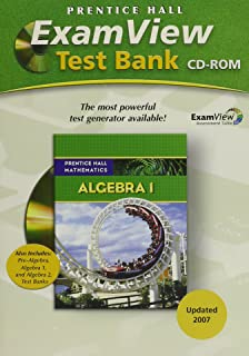 Best algebra 1 test generator Reviews