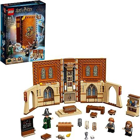 LEGOHarryPotterLezionediTrasfigurazioneaHogwarts,PlaysetdaCollezionePortatileinCustodiadaViaggio,76382