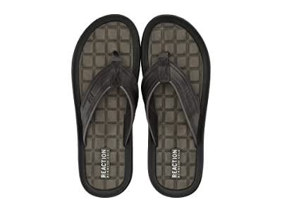 Kenneth Cole Reaction Four Sandal D (Dark Grey) Men