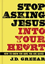 Best asking jesus into your heart in the bible Reviews