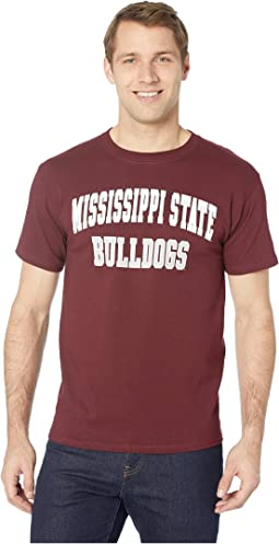 Mississippi State Bulldogs Jersey Tee