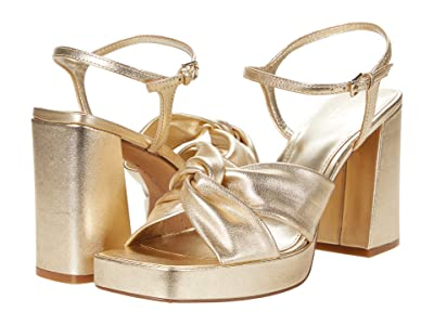 Vince Camuto Pepenna (Egyptian Gold) High Heels
