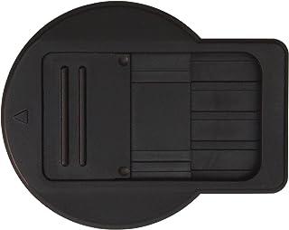 UN オリンパス TG1/2/3/4用プロテクトキャップ ブラック UNX-9531