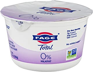FAGE TOTAL, 0% Plain Greek Yogurt, 17.6 oz