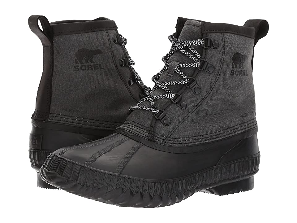SOREL Cheyanne II Short Canvas (Black) Men