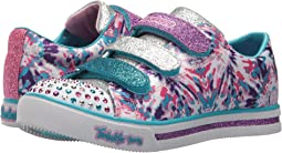 SKECHERS KIDS Twinkle Toes - Sparkle Glitz 10839L Lights (Little Kid/Big Kid)