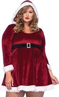 Leg Avenue Women's Plus-Size Sexy Santa