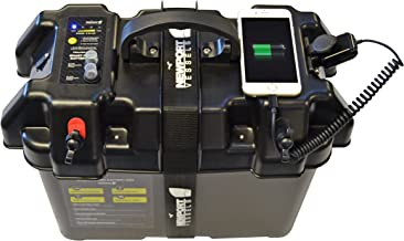 Best marine smart box battery case Reviews