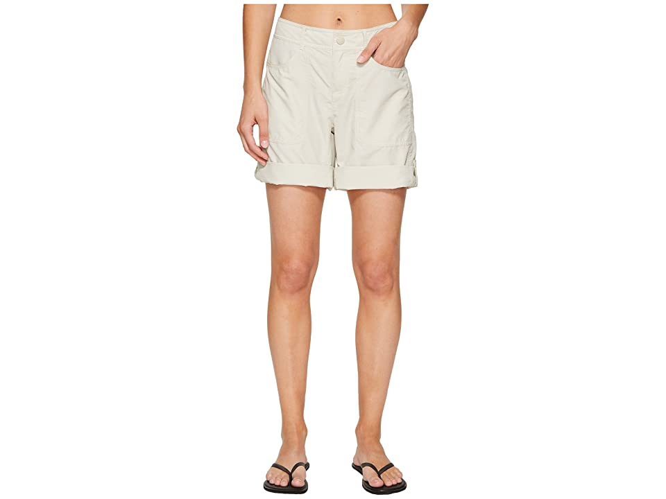The North Face Horizon 2.0 Roll-Up Shorts (Desert Shale Tan Heather) Women