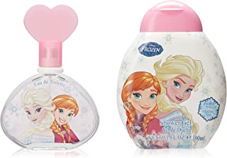 Disney Frozen for Kids 2 Piece Gift Set with Edt Spray and Shower Gel
