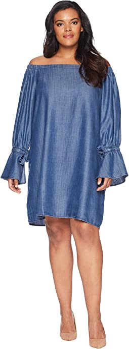 Plus Size Auden Off the Shoulder Dress