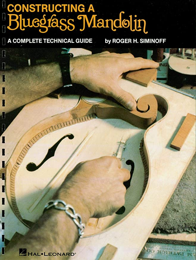 アクチュエータ困惑するジャズConstructing a Bluegrass Mandolin (English Edition)