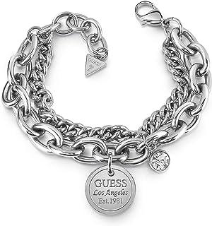Guess Enlace Mujer chapado en plata - UBB28067-S