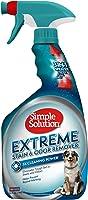 Simple Solution removedor de manchas y olores para mascotas Extreme, 945 ml