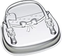 handbag shaped cake tin