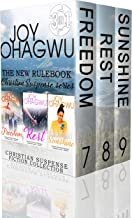 The New Rulebook Christian Suspense Series: Books 7-9 Collection (The New Rulebook Series Boxed Set 3)