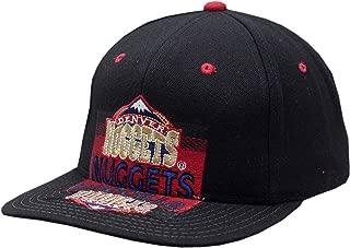 Vintage Starter Denver Nuggets Snapback Reflection Black