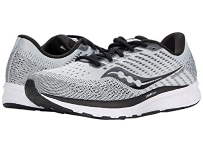 Saucony Ride 13 (Alloy/Black) Men