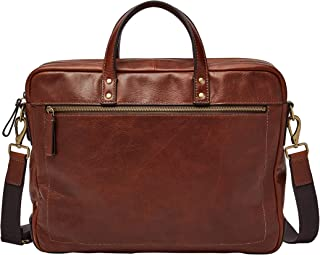 Men's Haskell Double Zip Briefcase