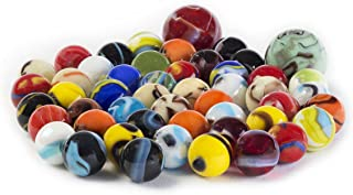 Antique Glass Marbles For Sale