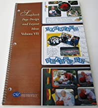 Creative Memories Scrapbook Page Design and Layout Ideas (Volume VII)