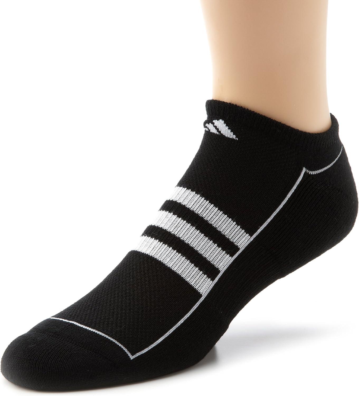 adidas Men's Climacool X II No Show Sock (2-Pack)