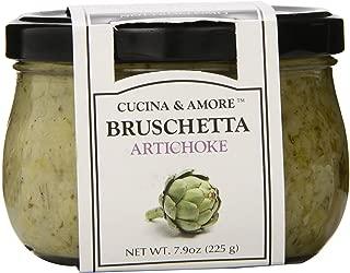 Cucina & Amore Artichoke Bruschetta, 7.9 Ounce (Pack of 6)