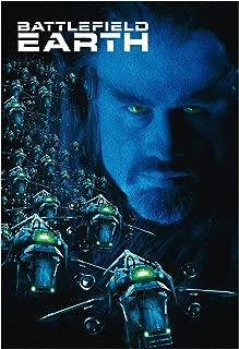 battlefield earth movie poster