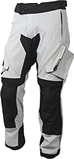 ScorpionExo XDR Yosemite Men's Textile Adventure Touring Motorcycle Pants (Grey, Large)