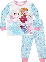 Ensemble De Pyjamas - La Reine des neiges - Fille