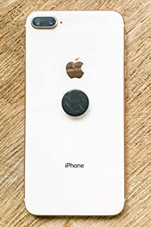 3 PACK Shungite Phone Sticker for EMF and WiFi 5G Protection - Authentic Karelian Shungite Stone, Self Adhesive, Protects from harmful radiation