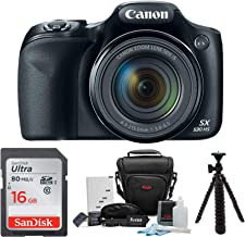 Canon Powershot SX530 HS Camera with 16GB Deluxe Accessory Kit
