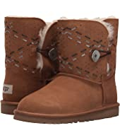 UGG Kids - Bailey Button Tehuano (Big Kid)