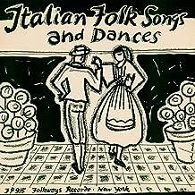 Italian Folk Songs and Dances