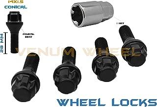 Best locking wheel bolts Reviews